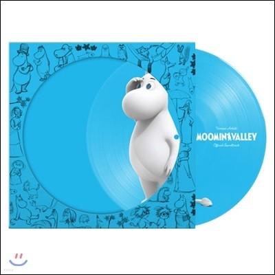 무민 밸리 애니메이션 음악 (Moominvalley OST) [무민트롤 픽쳐 디스크 LP]