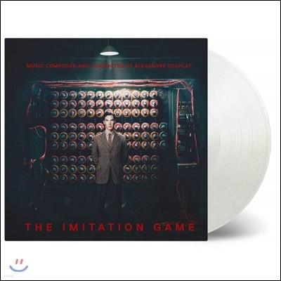 이미테이션 게임 영화음악 (The Imitation Game OST by Alexandre Desplat) [투명 컬러 LP]