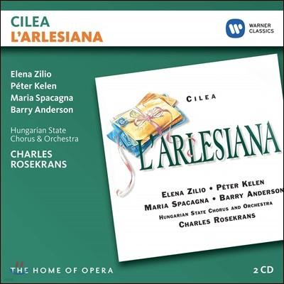 Elena Zilio / Charles Rosekrans 칠레아: 아를르의 여인 (Francesco Cilea: L'Arlesiana)