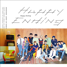 세븐틴 (Seventeen) - Happy Ending (CD+36P Photobook) (초회한정반 A)