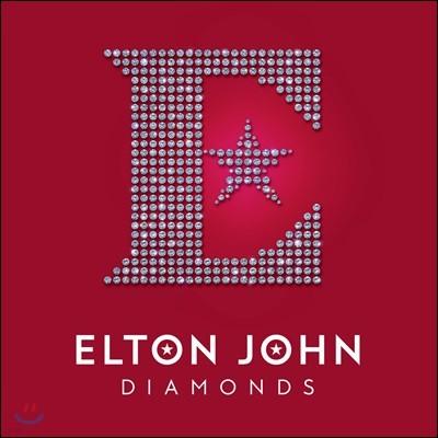Elton John - Diamonds 엘튼 존 베스트 컴필레이션 앨범