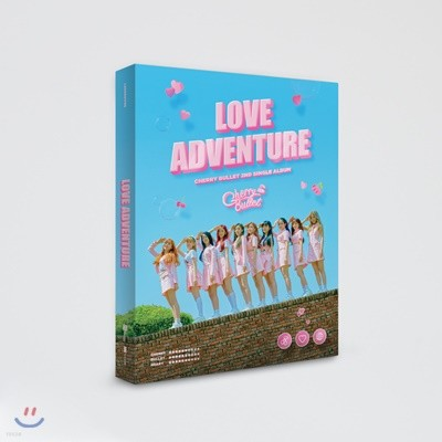 체리블렛 (Cherry Bullet) - LOVE ADVENTURE