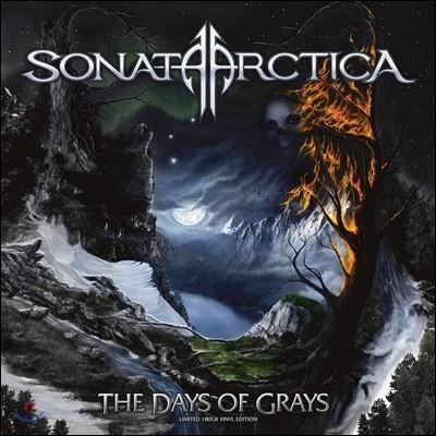 Sonata Arctica (소나타 악티카) - Days Of Grays [그레이 스플래터 컬러 2LP]