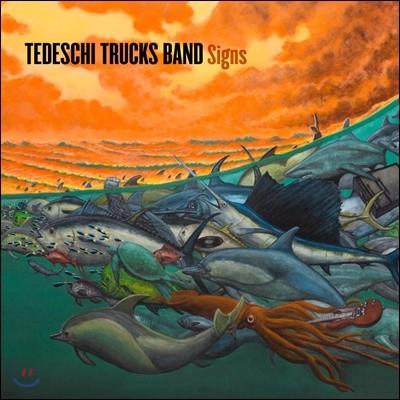 Tedeschi Trucks Band (테데스키 트럭스 밴드) - Signs 4집 [LP]