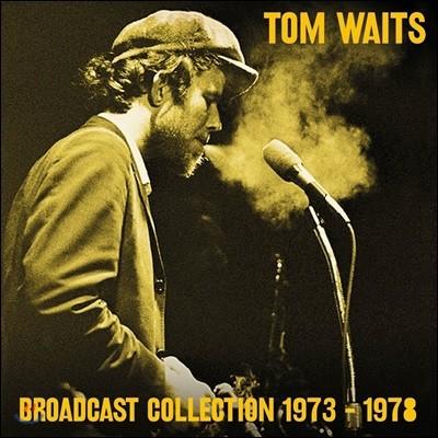 Tom Waits (탐 웨이츠) - Broadcast Collection 1973-1978