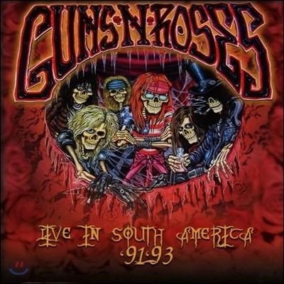 Guns N' Roses (건즈 앤 로지스) - Live In South America '91-'93