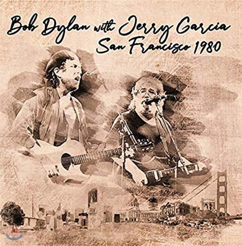 Bob Dylan & Jerry Garcia - San Francisco 1980 [2LP]