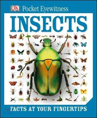 DK Pocket Eyewitness Insects