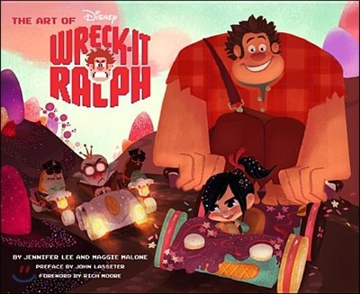 The Art of Wreck-it Ralph