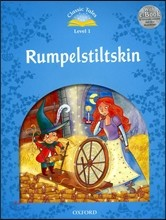 Classic Tales Level 1 : Rumpelstiltskin with E-book