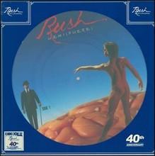 Rush (러쉬) - Hemispheres [픽쳐 디스크 LP]