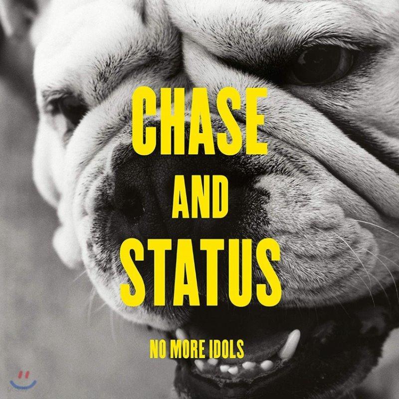 Chase And Status (체이스 앤 스테이터스) - No More Idols (Explicit) [옐로우 컬러 2LP]