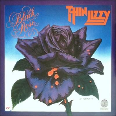 Thin Lizzy (씬 리지) - Black Rose - A Rock Legend [2LP]