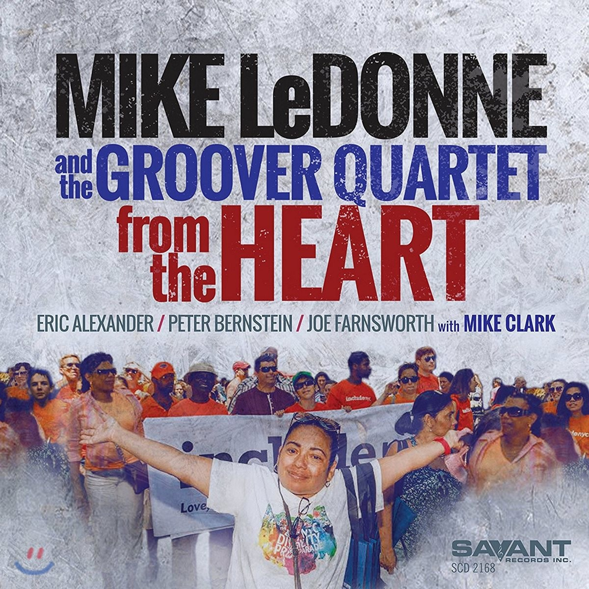 Mike Ledonne (마이크 레도네) - From the Heart