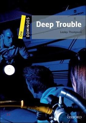 Dominoes 1-3 : Deep Trouble (MP3 Pack)