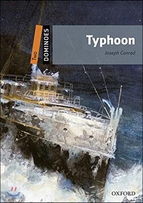 Dominoes 2-16 : Typhoon (MP3 Pack)