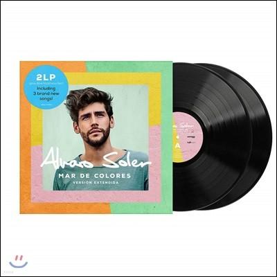 Alvaro Soler (알바로 솔러) - Mar De Colores 2집 [2LP]