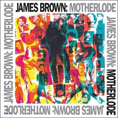James Brown (제임스 브라운) - Motherlode [2LP]
