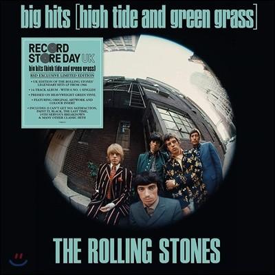 Rolling Stones (롤링 스톤스) - Big Hits (High Tide And Green Grass) [그린 컬러 LP]