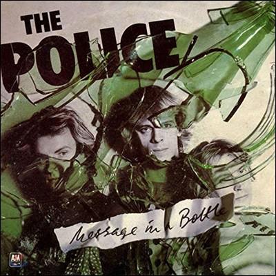Police (폴리스) - Message In A Bottle [7인치 그린 & 블루 컬러 2LP]