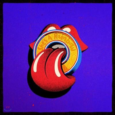 Rolling Stones (롤링 스톤스) - She's A Rainbow (Live) [10인치 옐로우 컬러 LP]