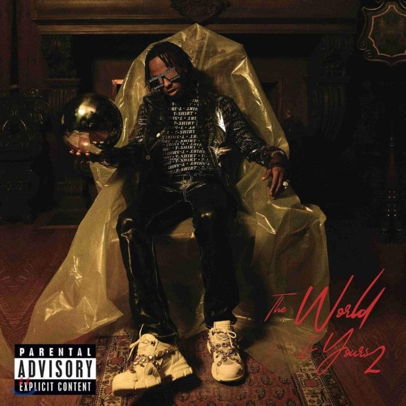 Rich The Kid (리치 더 키드) - The World Is Yours 2 정규 2집 (Explicit)