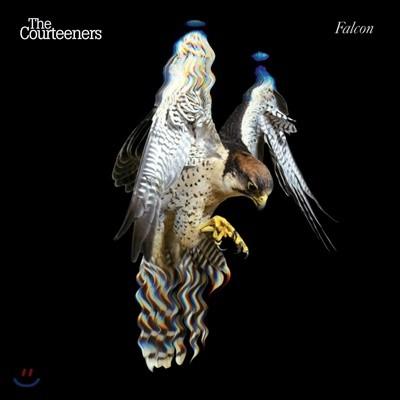 Courteeners (커티너스) - Falcon [화이트 컬러 LP]