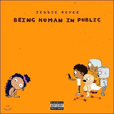 Jessie Reyez (제시 레예즈) - Being Human In Public / Kiddo (Explicit) [2LP]