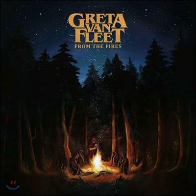 Greta Van Fleet (그레타 반 플릿) - From The Fires [LP]