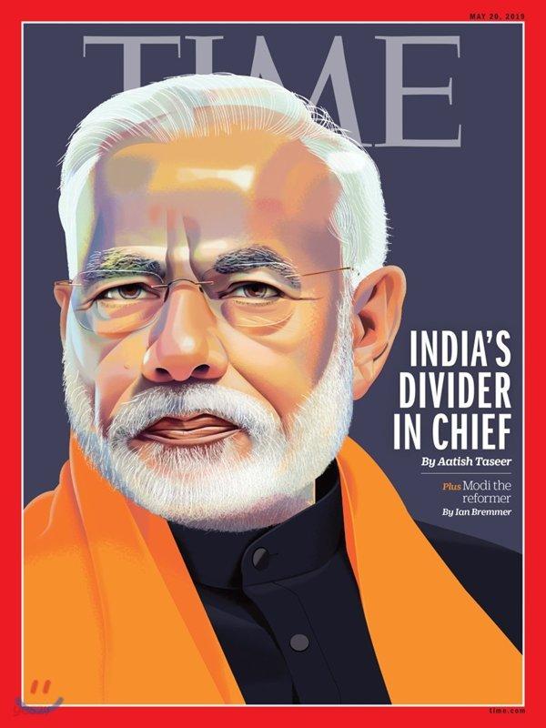 Time (주간) - Asia Ed. 2019년 05월 20일