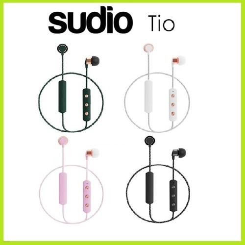 SUDIO TIO 수디오 티오 블루투스 이어폰