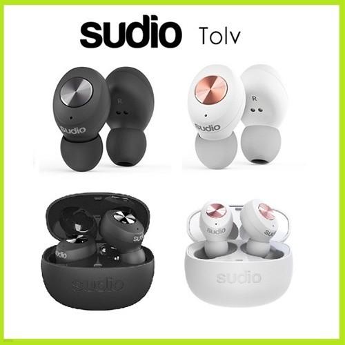 SUDIO TOLV 수디오 톨브 블루투스 5.0 이어폰