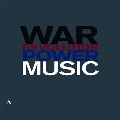 다큐멘터리 '전쟁, 혁명, 권력 & 음악' (Music, Power, War and Revolution) (한글자막)(2DVD) (2019) - Daniel Barenboim