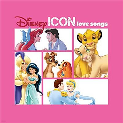 Disney - Icon: Disney Love Songs (디즈니 사랑의 노래)