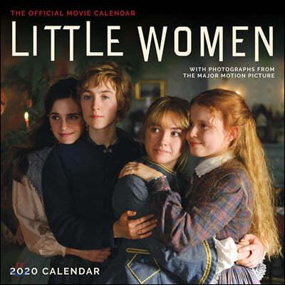Little Women 2020 Calendar