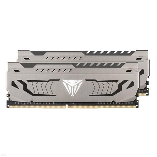 PATRIOT DDR4 16G PC4-32000 CL19 VIPER STEEL (8Gx2)