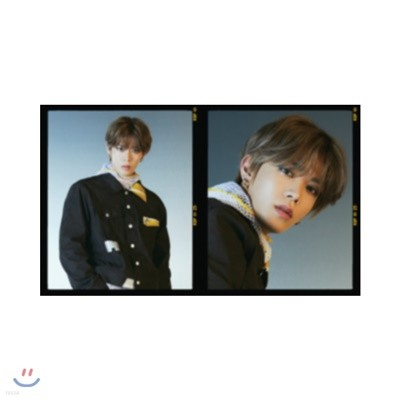 NCT 127 [SUPER HUMAN] - 필름세트 [유타]