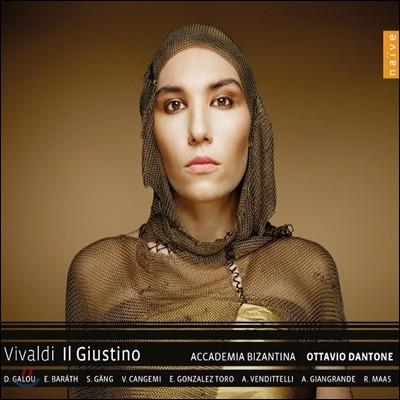 Delphine Galou 비발디: 주스티노 (Vivaldi Edition Vol. 58 - Il Giustino)