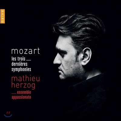 Mathieu Herzog 모차르트: 교향곡 39, 40, 41번 (Mozart: The Last Three Symphonies)