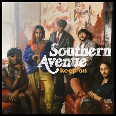 Southern Avenue (서던 애비뉴) - Keep On [LP]