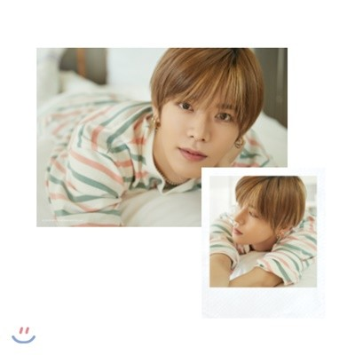 NCT 127 [2019 SUMMER VACATION KIT] - 엽서+폴라로이드SET [유타]