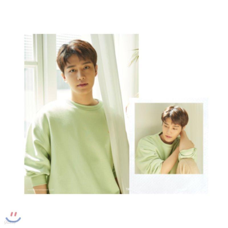 NCT 127 [2019 SUMMER VACATION KIT] - 엽서+폴라로이드SET [태일]