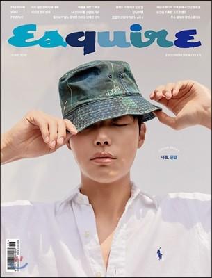 ESQUIRE 에스콰이어 (월간) : 6월 [2019]