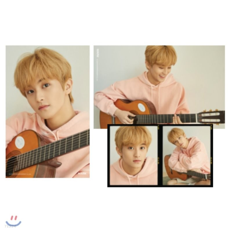 NCT 127 [2019 SUMMER VACATION KIT] - 필름+인화사진SET [마크]