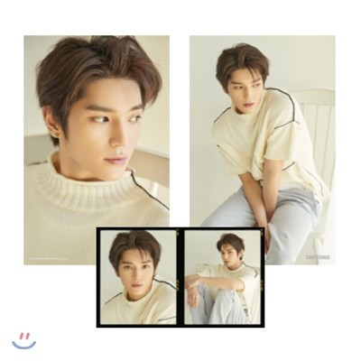 NCT 127 [2019 SUMMER VACATION KIT] - 필름+인화사진SET [태용]