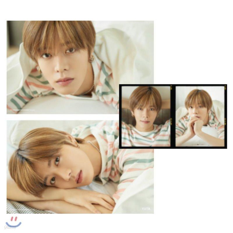 NCT 127 [2019 SUMMER VACATION KIT] - 필름+인화사진SET [유타]