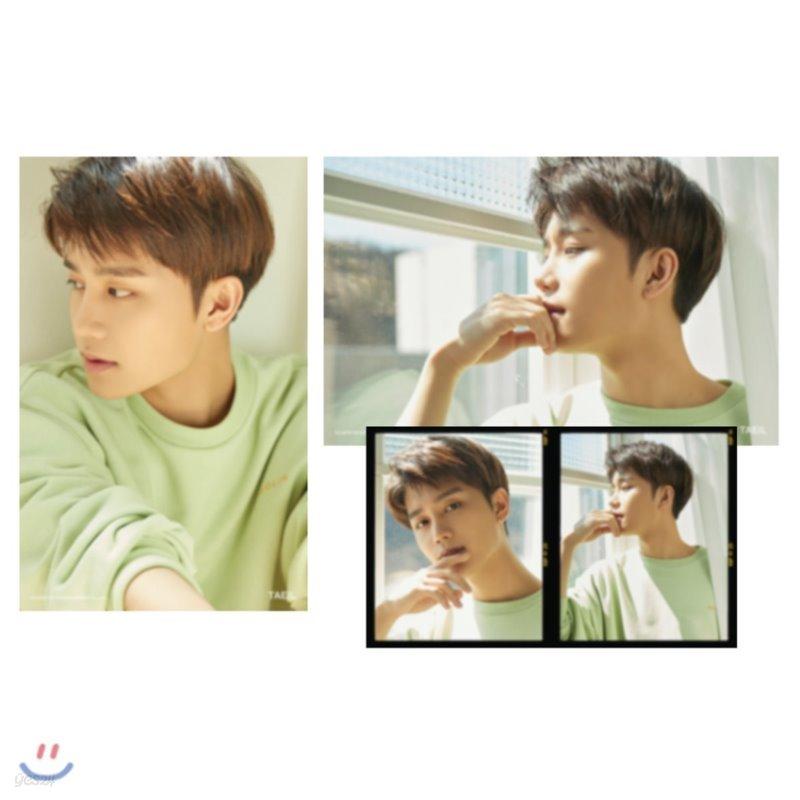 NCT 127 [2019 SUMMER VACATION KIT] - 필름+인화사진SET [태일]