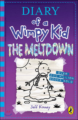 Diary of a Wimpy Kid #13 : Melt Down (미국판)