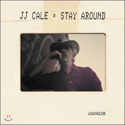 J.J. Cale (제이 제이 케일) - Stay Around [2LP]