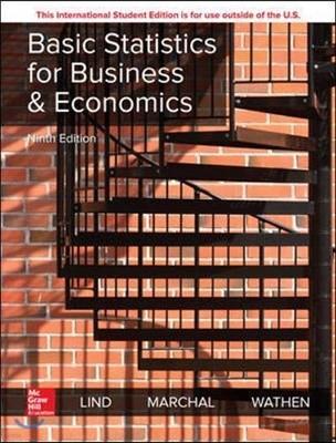 Basic Statistics for Business and Economics, 9/E